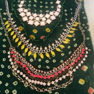 4 Stunning Necklaces